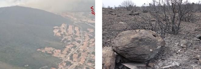 La Sardegna brucia da 60 ore. Proseguono gli interventi di soccorso. «Centinaia di milioni di danni»