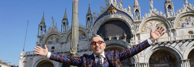 4 Hotel: Bruno Barbieri torna con la nuova stagione «Gli albergatori vogliono ricominciare... intanto ho girato un film»