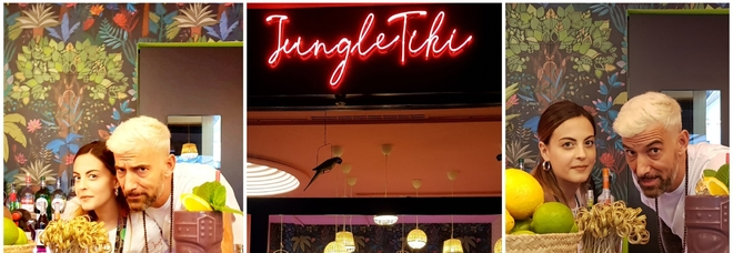 Jungle Tiki, a Milano il drink è esotico