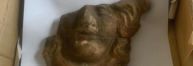 Scavi di Pompei, reperto trafugato restituito 50 anni dopo: «Me ne vergogno, scusate»