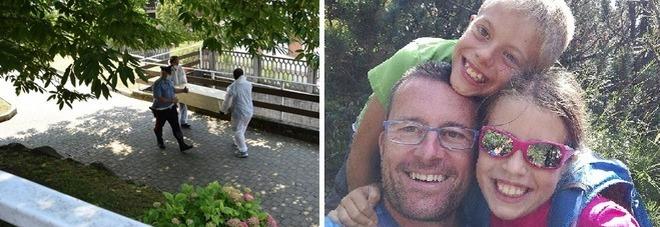 Padre soffoca i due figli gemelli e si uccide: non accettava la separazione della moglie