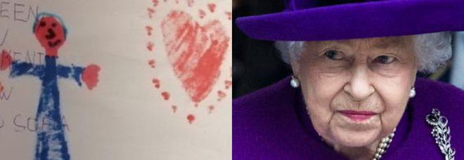 Sorelline italiane di 7 e 4 anni scrivono alla Regina Elisabetta per consolarla per la morte del marito Filippo: la sovrana risponde