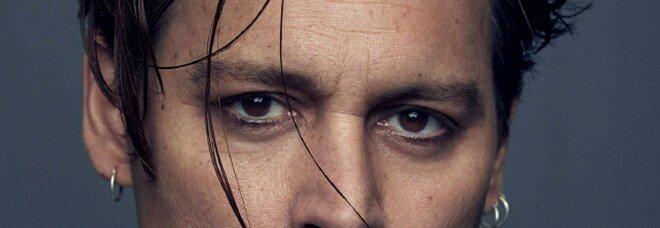 Johnny Depp, l'attore a Roma per 'Alice nella Città': presenterà la première della web-serie animata 'Puffins'