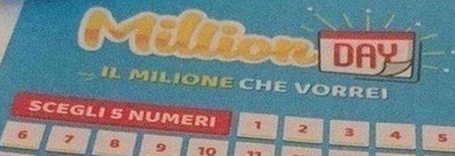 Million Day, i numeri vincenti di martedì 28 gennaio 2020