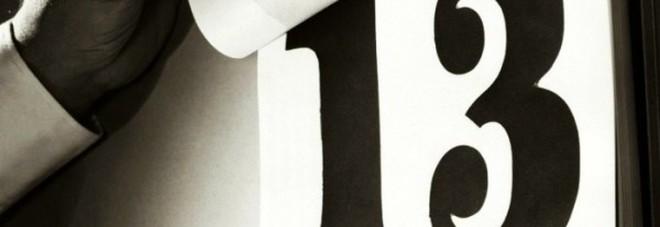 Il venerd 13 porta jella non da noi ecco perch tempo - 13 a tavola superstizione ...