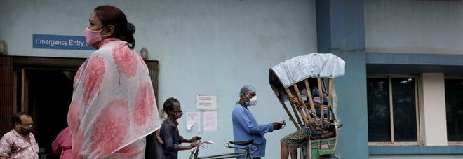 India, fungo letale nei pazienti guariti dal Covid: boom di infezioni