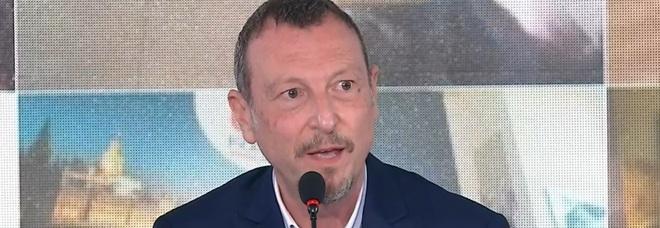 Amadeus rinuncia al terzo Sanremo: «Due eventi storici possono bastare»