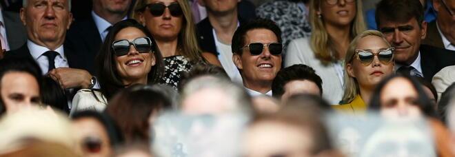 Wimbledon, Tom Cruise nel Royal Box per la finale femminile Video