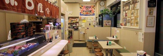 Poporoya Sushi bar, il decano della cucina giapponese a Milano non si è più evoluto