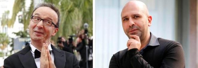 Sanremo 2021, Roberto Benigni e Checco Zalone sul palco dell'Ariston: esibizione senza monologhi