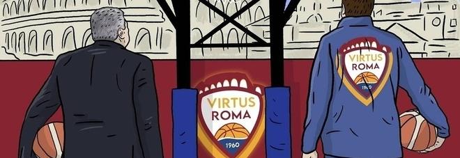 I tifosi sognano: Tonolli fa nascere la Virtus Roma 1960