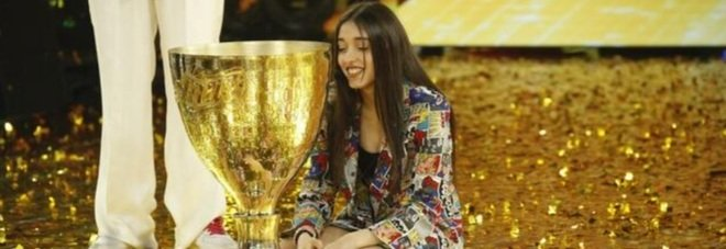 Amici 20, boom di ascolti per la finale: 33,48% per la vittoria di Giulia, meglio di così solo i The Kolors