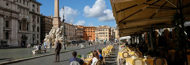 Nel Lazio 550 nuovi casi positivi, 2 morti e 240 ricoveri (+29). A Roma città 392 contagi