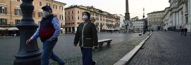 Coronavirus nel Lazio, bollettino mercoledì 21 aprile: 52 decessi e 1.161 casi positivi, netto calo dei ricoveri