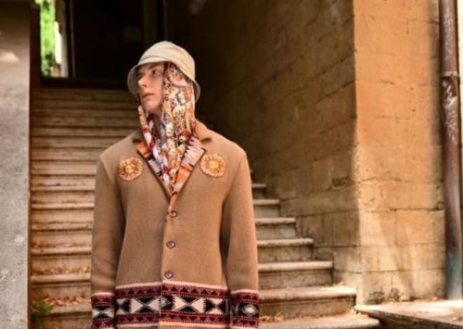 Filippo Francia vince il concorso Nazionale Professione Moda Giovani Stilisti di RMI- CNA Federmoda