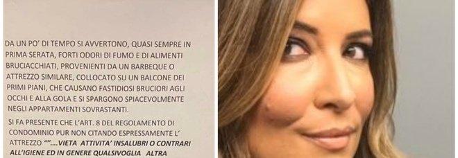 Selvaggia Lucarelli, bufera per il barbecue sul terrazzo di casa: la risposta social è al veleno