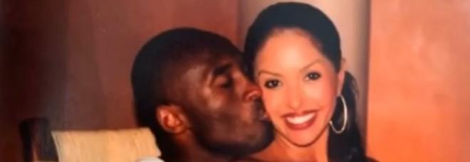 Kobe Bryant, il post della moglie Vanessa per San Valentino: «Era la tua festa preferita...»