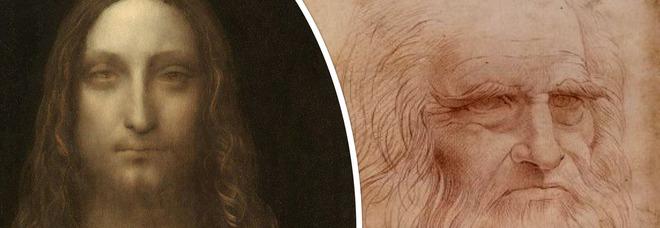 """Scoperto un disegno attribuito a Leonardo Da Vinci: «È il vero """"Salvator Mundi"""", quello venduto a 450 milioni di dollari è un falso»"""