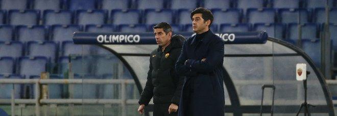 Fonseca: «Non ci è mancato il coraggio. Presi due gol strani»
