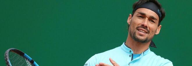 Fognini, ci risiamo: perde la testa in campo e viene squalificato dall'Atp di Barcellona. Insulti al giudice di sedia