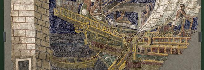 """L'esposizione """"Colori dei Romani"""" alla Centrale Montemartini apre il calendario delle nuove mostre capitoline"""