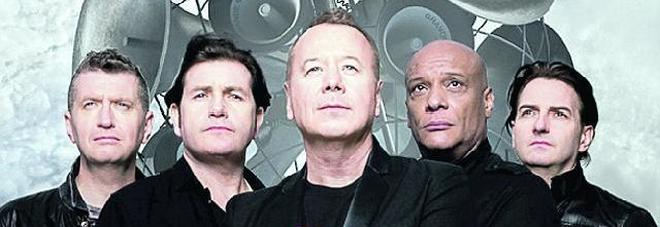 Simple Minds, domenica sera l'atteso live all'Auditorium Conciliazione