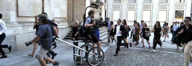 Spot, cinema e serie: Milano è lo sfondo di più di 500 set