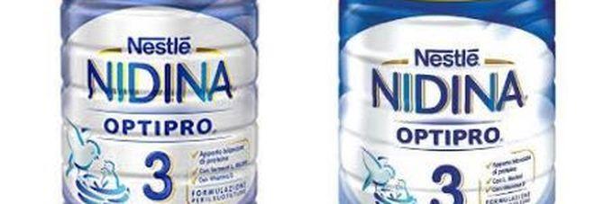 Auchan e Simply ritirano dagli scaffali il latte per infanzia Nestlé