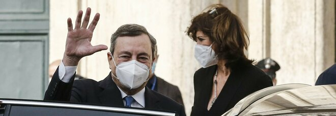 Draghi, ecco i primi nomi della possibile squadra di governo