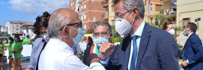 Manfredi riapre le Università: «Adotteremo il modello Giffoni»