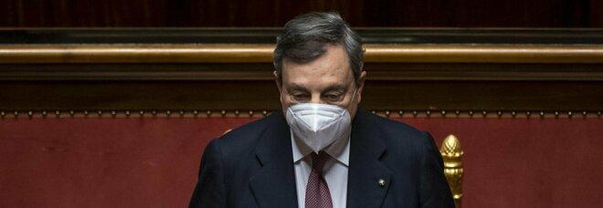 Effetto Draghi dopo la fiducia al Senato, Morgan Stanley: «Comprate azioni e bond dell'Italia. Lo spread scenderà fino a 55»