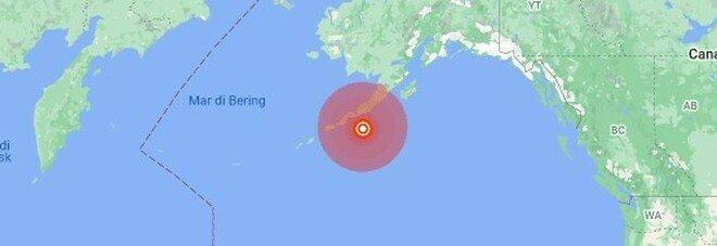 Terremoto, violenta scossa in Alaska: è allerta tsunami