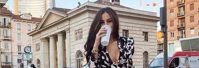 Giulia De Lellis esplosiva a Milano, ma i fan notano altro: «Fa davvero tristezza»