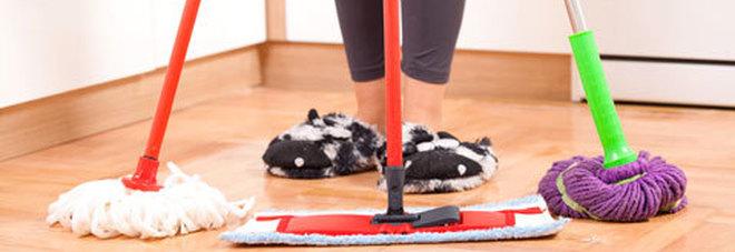 Pulizie domestiche spettano alle donne anche se lavorano for Cerco lavoro x pulizie domestiche