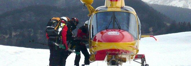 Ritrovati i cinque giovani dispersi in Val D'Aosta: sono tutti in salvo