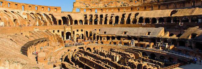 Dal Colosseo alle Terme di Caracalla: la Capitale a caccia di turisti puntando sulla cultura