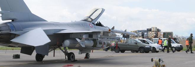 Siria, pattugliatori Usa partiti da Sigonella e caccia francesi pronti