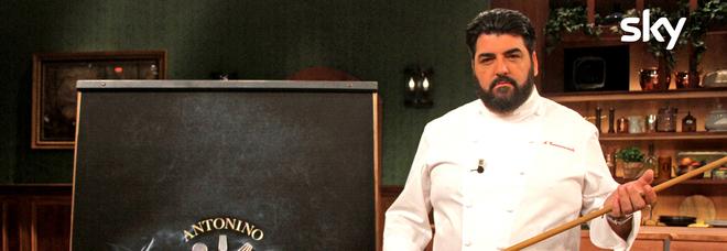 Antonino Cannavacciuolo, si riapre l'Accademia di Chef: «Vorrei aprire un ristorante con i vincitori»