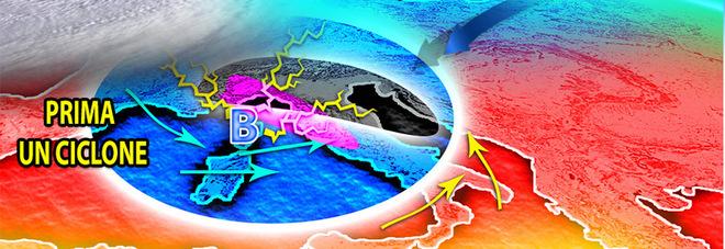 Meteo, le previsioni: dopo il caldo africano in arrivo pioggia e nubifragi: le previsioni
