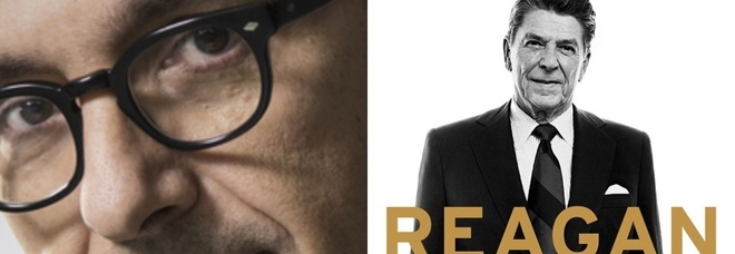 """""""Le tante vite di mr. Reagan"""", la nuova biografia di Gennaro Sangiuliano: «Affascinato dalla sua personalità»"""