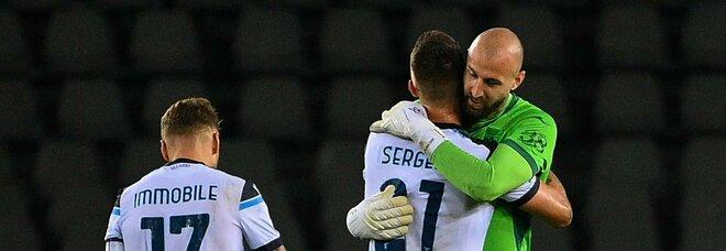 Immobile riacciuffa il Torino su rigore: è 1-1 tra Sarri e Juric