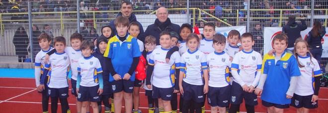 """""""Invictus"""", festa del minirugby a Pietralata con oltre 650 bambini"""