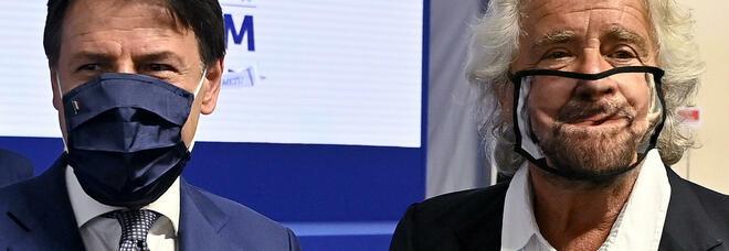 L'ex premier Conte verso l'addio al M5S: «Comanda ancora Grillo. Diarchia inaccettabile»