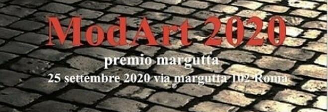 ModArt e Premio Margutta 2020: il 25 settembre premiazione a Roma e in diretta streaming