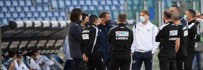 La Lazio c'è, il Torino no: l'anticipo non si gioca. Tare: «Si mettano da parte interessi personali»