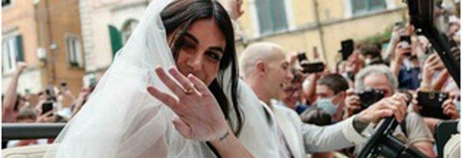 Veronica Ciardi e Federico Bernardeschi, l'annuncio dopo le nozze: «La famiglia si allargherà ancora»