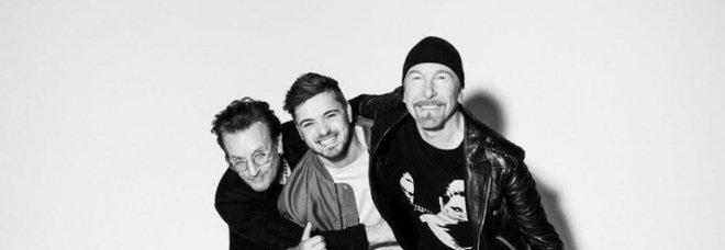 """Uefa Euro 2020: Martin Garrix, Bono e The Edge protagonisti della cerimonia di apertura con """"We are the People"""""""