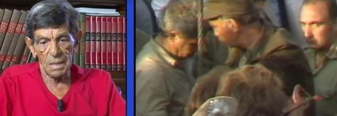 """Alfredino Rampi, a """"Oggi è un altro giorno"""" Angelo Licheri e il tentativo di salvarlo a Vermicino: «Cos'è successo nel pozzo»"""