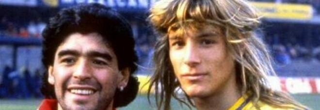 """Caniggia, gli auguri a Maradona: """"Ha vinto tutto, e spesso da solo. Lui il più grande di tutti"""""""