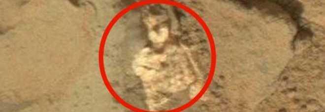 Uno scheletro di un bambino su marte ecco le misteriose - Foto di uno shamrock ...